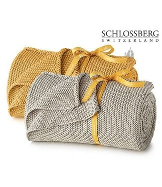 Schlossberg Switzerland Schlossberg Tagesdecke / Plaid NAP 140 x 200 cm