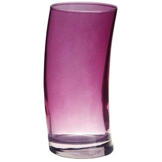 LEONARDO Leonardo Glas SWING basalto violett 6er-Set
