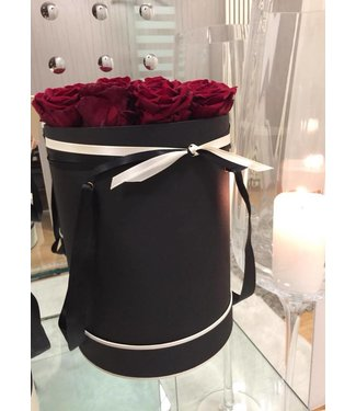 AMARA Flowerbox Schwarz  Grösse L