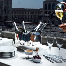 ALESSI Alessi  Flaschenkühler | Weinkühler NOÈ