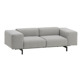 KARTELL KARTELL2-Sitzer Sofa Largo fire tested