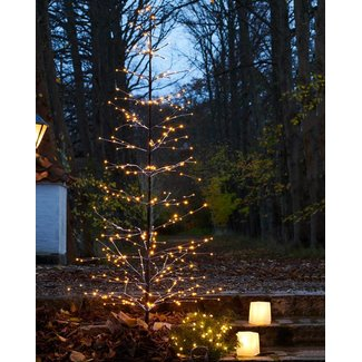 SIRIUS  Sirius Weihnachtsbaum Isaac H. 210 cm, 348 LED