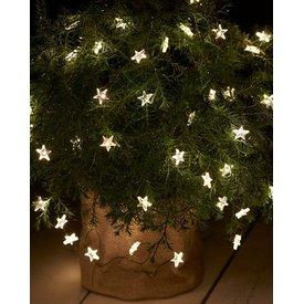 SIRIUS  Sirius LED-Weihnachtslichterkette Trille Grün, 125 Lampen