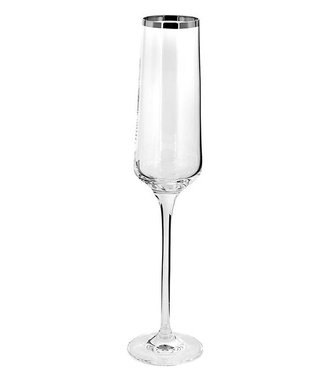 Fink-Living Online Shop FINK-LIVING PLATINUM Champagnerglas
