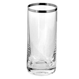 FINK-LIVING FINK-LIVING PLATINUM  Longdrinkglas wasserglas