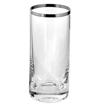 Fink-Living Online Shop FINK-LIVING PLATINUM  Longdrinkglas wasserglas