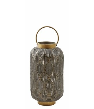 Villa Collection Laterne 46.5 cm Gold