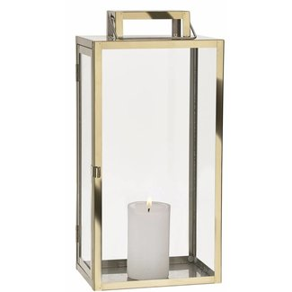 VILLA COLLEKTION Villa Collection Laterne 37.5 cm Gold