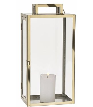 Villa Collection Laterne 37.5 cm Gold