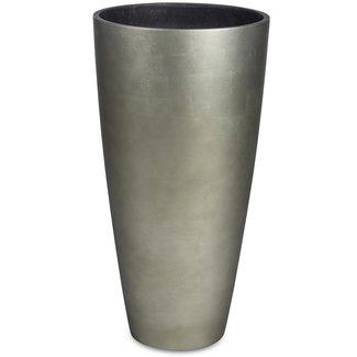 Adiem Adiem Vita Vase MAT, carbon (Grünstich)