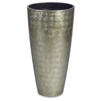 Adiem Adiem Vita Vase GLOSS, carbon (Grünstich)