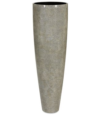Adiem Blumentopf Übertopf Vase Platinum  perlmutt-weiss