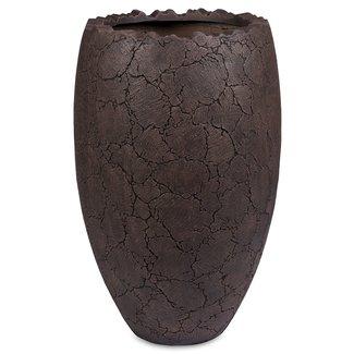 Adiem Exklusive Blumentopf Vase Bowl Steinstruktur