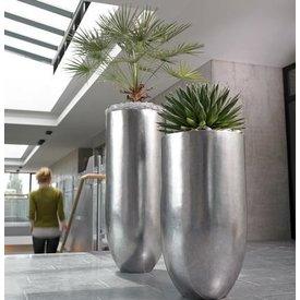 FLEUR-AMI PANDORA Pflanzgefäss | èbertopf | Vase , silver leaf