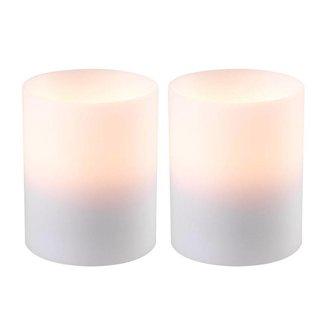 EICHHOLTZ Eichholtz Artificial Künstliche tiefe Kerze 2er Set