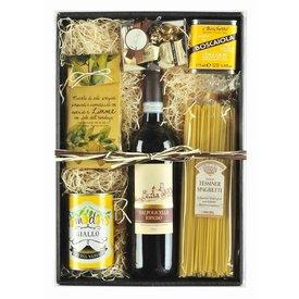 Imex Delikatessen Geschenkset   Geschenkkorb Boscaiola