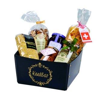 Imex Delikatessen Geschenkset | Geschenkkorb Berg und Tal