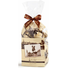 La Perla di Torino   Schokoladen aus Italien La Perla di Torino schwarzer Trüffel