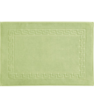 Weseta Switzerland Weseta Dreamflor Duschvorleger ,hellgrün-lindengrün