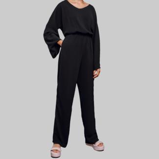 Damen Overall | schwarz