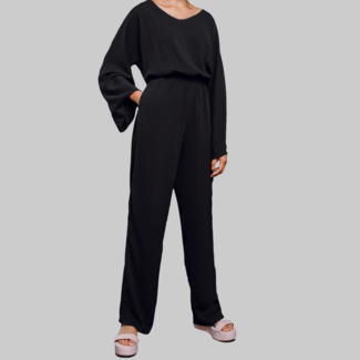 STASA DESIGN  LONDON Damen Overall | schwarz