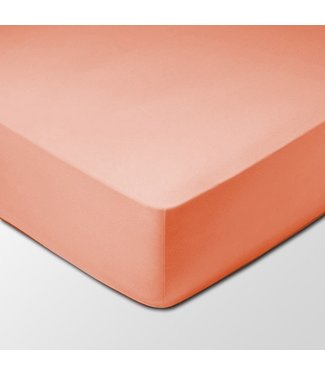 Christian Fischbacher Christian Fischbacher Fixleintuch SATIN peach