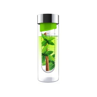 ASOBU - Trinkflasche asobu Trinkflasche aus Glas
