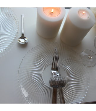 Allure  ALLURE Teelichthalter, Dauerkerze Classic Lunaris
