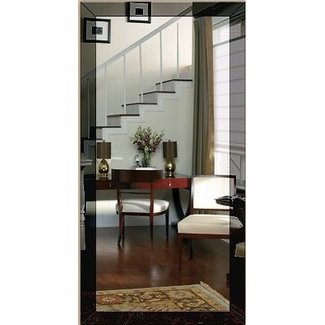 Cleo Moderne Designer Wandspiegel AMBIENTE Savona