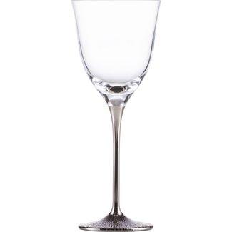 Eisch Glas EISCH Edle Weissweinglas Ravi Platin
