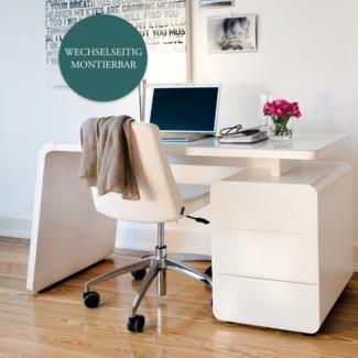 JAHNKE - MÖBEL Jahnke Moderne Bürotisch Schreibtisch CSL 440