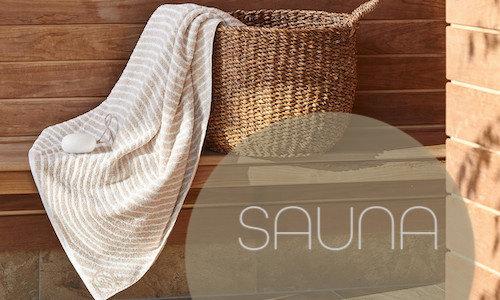 Sauna -Wellness