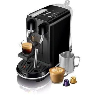 SAGE NESPRESSO Sage Nespressomaschine Creatista Uno Schwarz