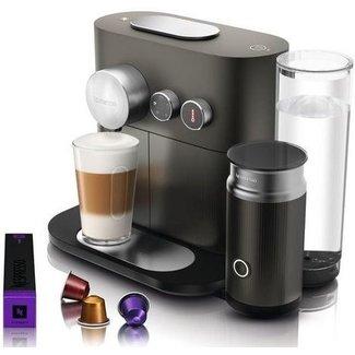 De'Longhi Nespressomaschine Expert&Milk EN355.GAE Anthrazit