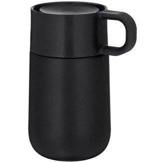 WMF WMF Impulse Travel Mug Thermobecher, Schwarz