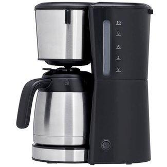 WMF WMF Filterkaffeemaschine Bueno Pro Thermo Silber Schwarz
