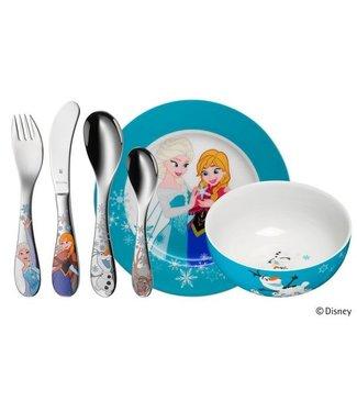 WMF WMF Frozen Disney Kinderbesteck-Set, 6-teilig
