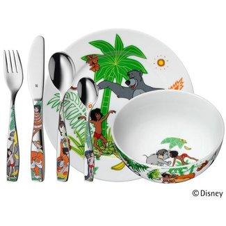 WMF Kinderbesteck-Set 6-teilig Dschungelbuch