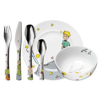 WMF Kinderbesteck-Set 6-teilig Der kleine Prinz