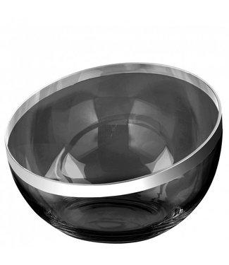 Fink-Living Online Shop Fink-Living Glasschale PLATINUM