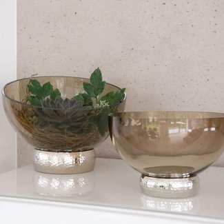 Fink-Living Fink-Living  Glasschale COLLIER