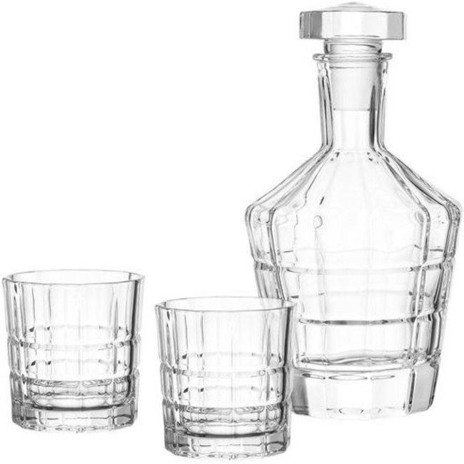 Leonardo Leonardo Whisky-Set Spiritii 0,7 l 3-Teilig