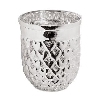 Edzard Edzard Silberbecher Trinkbecher Becher Vase Herz