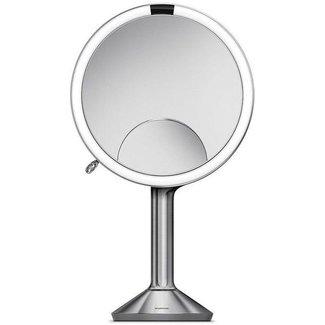 SIMPLEHUMAN Simplehuman Kosmetikspiegel mit Sensor Trio Silber