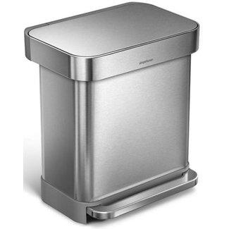SIMPLEHUMAN Simplehuman Treteimer CW2028 30 Liter