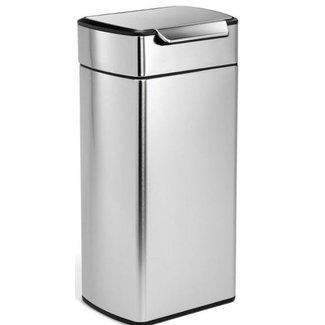 SIMPLEHUMAN Simplehuman Toucheimer CW2015 30 Liter, Silber