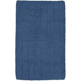 ZONE Denmark  Zone Badteppich Classic Blau, 80 cm x 50 cm