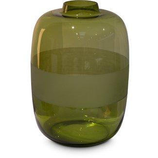 FLEUR-AMI Fleur ami LUNE Vase oliv decor
