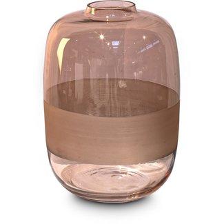 FLEUR-AMI Fleur ami LUNE Vase rosa