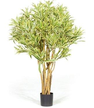 Fleur ami DRACAENA REFLEXA Kunstpflanze, 100 cm